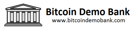 Bitcoin Demo Bank